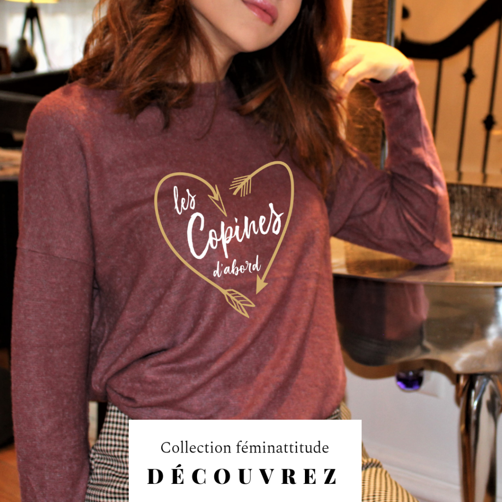pull les copines d'abord